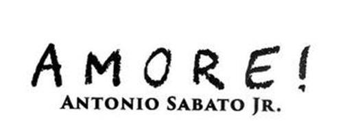 AMORE! ANTONIO SABATO JR.