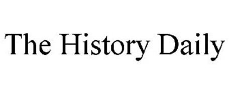 THE HISTORY DAILY