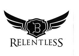 B Relentless Trademark Of Trevor Brazile Serial Number