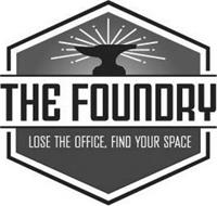 THE FOUNDRY LOSE THE OFFICE, FIND YOUR SPACE