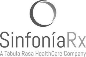 SINFONÍARX A TABULA RASA HEALTHCARE COMPANY
