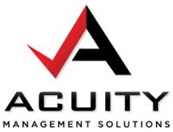 A ACUITY MANAGEMENT SOLUTIONS