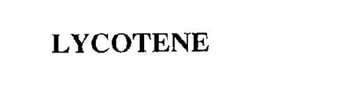 LYCOTENE