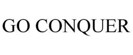 GO CONQUER