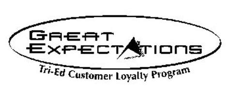 GREAT EXPECTATIONS TRI-ED CUSTOMER LOYALTY PROGRAM