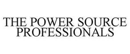 THE POWER SOURCE PROFESSIONALS