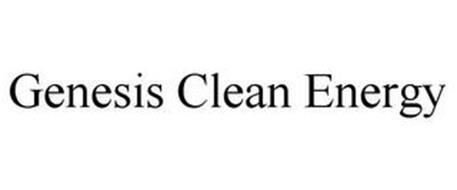 GENESIS CLEAN ENERGY