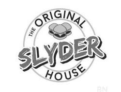 THE ORIGINAL SLYDER HOUSE