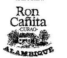 RON CANITA CURAO ALAMBIQUE