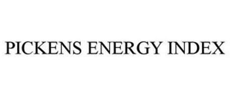 PICKENS ENERGY INDEX