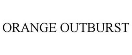 ORANGE OUTBURST