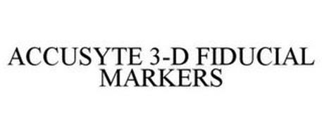 ACCUSYTE 3-D FIDUCIAL MARKERS