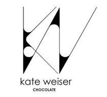 KW KATE WEISER CHOCOLATE