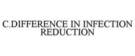 C.DIFFERENCE IN INFECTION REDUCTION