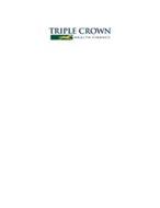 TRIPLE CROWN WEALTH FINANCE