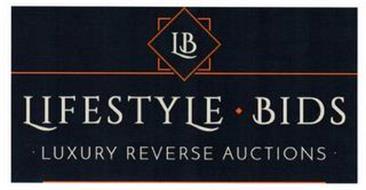 LB LIFESTYLE BIDS LUXURY REVERSE AUCTIONS