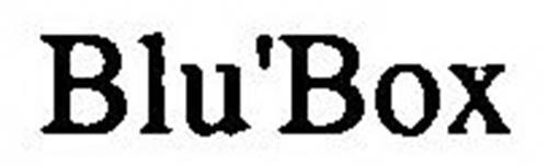 BLU'BOX