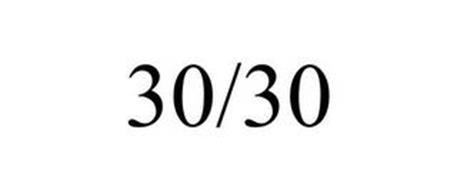 30/30