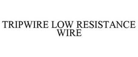 TRIPWIRE LOW RESISTANCE WIRE