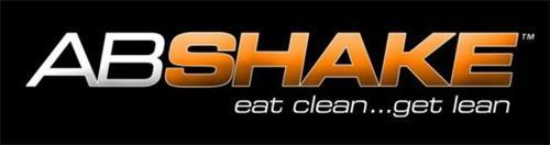 ABSHAKE EAT CLEAN...GET LEAN
