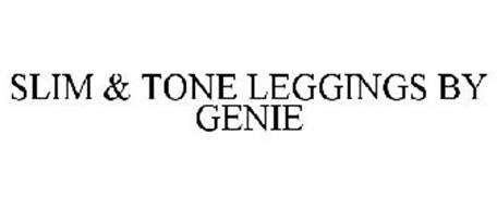 SLIM & TONE LEGGINGS BY GENIE