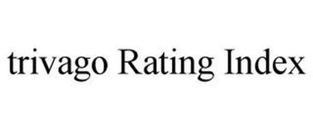 TRIVAGO RATING INDEX