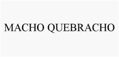 MACHO QUEBRACHO