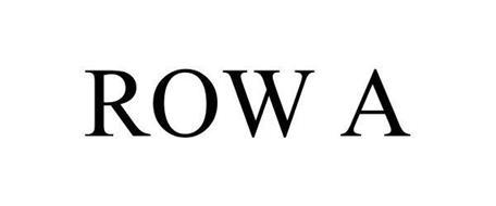 ROW A