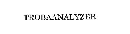 TROBAANALYZER