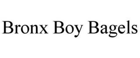 BRONX BOY BAGELS