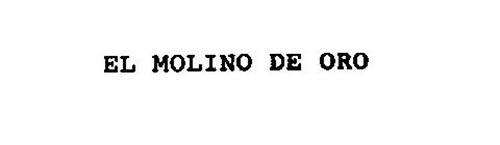 EL MOLINO DE ORO