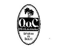 O.O.C. OIL OF CASAMANCE ENVSION DE BEAVTE