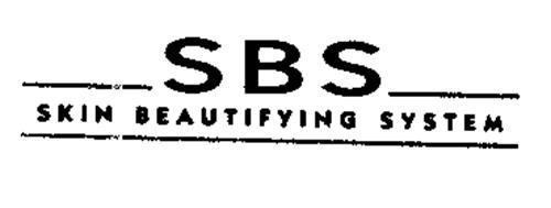 SBS SKIN BEAUTIFYING SYSTEM