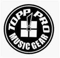 TOPP PRO MUSIC GEAR