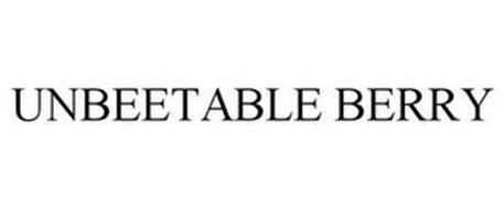 UNBEETABLE BERRY