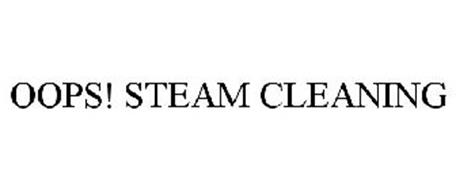 Oops Steam Cleaning Trademark Of Troy Jason M Serial