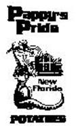 PAPPY'S PRIDE NEW FLORIDA POTATOES