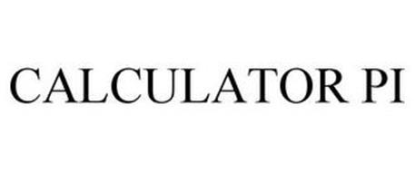 CALCULATOR PI