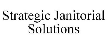 STRATEGIC JANITORIAL SOLUTIONS