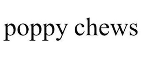 POPPY CHEWS