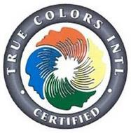 TRUE COLORS INTL CERTIFIED