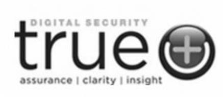 DIGITAL SECURITY TRUE ASSURANCE | CLARITY | INSIGHT