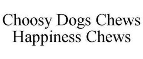 CHOOSY DOGS CHEWS HAPPINESS CHEWS