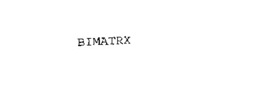 BIMATRX