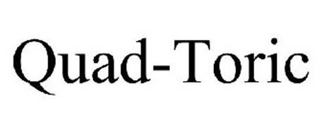 QUAD-TORIC