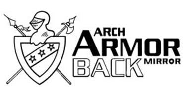 ARCH ARMOR BACK MIRROR