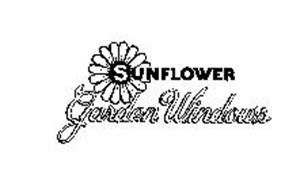 SUNFLOWER GARDEN WINDOWS