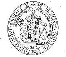 SIGILLVM-COLLEGII-COLVMBIAE-NOVI-EBORACI IN LVMINE TVO VIDEBIMVS LVMEN I-PET-II-I-2