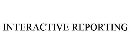 INTERACTIVE REPORTING