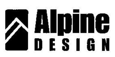 ALPINE DESIGN Trademark of TSA STORES, INC. Serial Number: 76371794 :: Trademarkia Trademarks